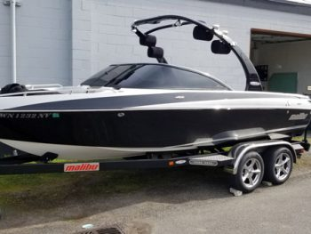 Boat Window Tinting Puyallup