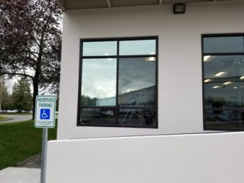 Commercial Window Tint Puyallup