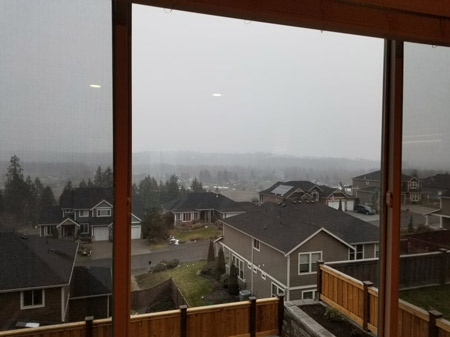 Residential Window Tinting Puyallup